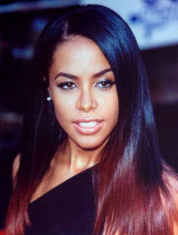 Aaliyah Screen Saver Icon