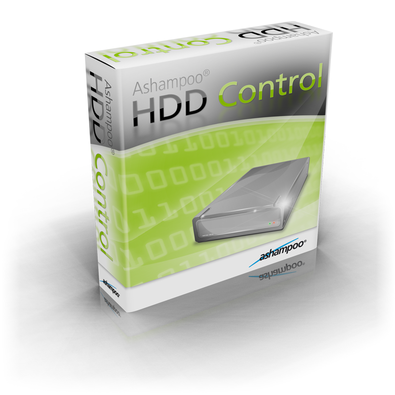 Ashampoo HDD Control Icon