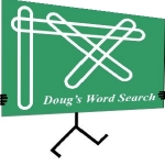 Dougs Word Search Icon