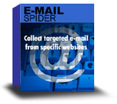 Email Spider Email Extractor EmailSmartz Icon