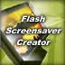 Flash Screensaver Creator Icon
