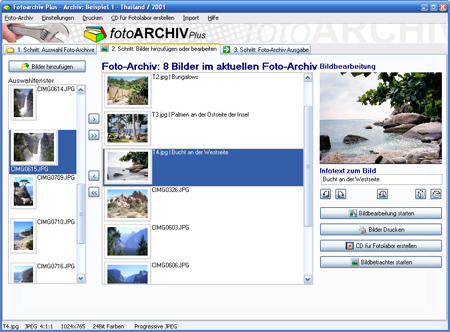 Fotoarchiv Plus Icon