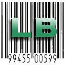Library ISBN Barcoder Icon