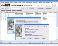 MailOut Professional Icon