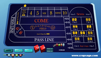 Best craps simulation software