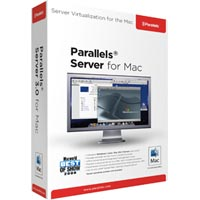 Parallels Server for Mac Icon