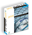 Print Studio ID Badge Maker Software Icon