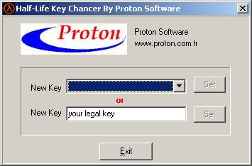 Proton Half Life Key Chance Icon