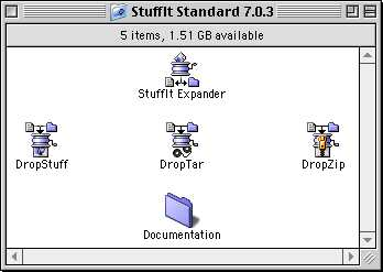 StuffIt Standard Edition for Windows Icon