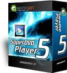 SuperDVD Player Icon