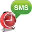Timed SMS Scheduler Icon