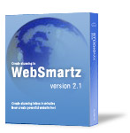 Websmartz Website Builder, Flash Intros Icon