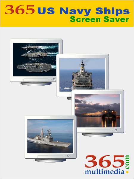 365 US Navy Ships Screen Saver Screenshot
