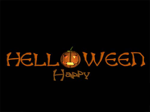AD Happy Halloween - Animated Desktop Wallpaper Screenshot