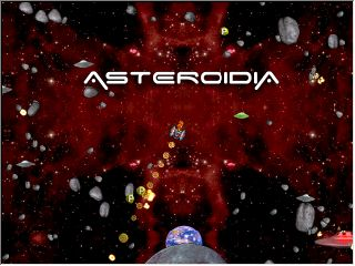Asteroidia Screenshot