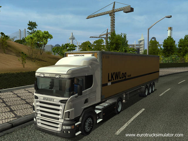 Drive Your Truck Across A Realistic Depiction Of Europe  Visit Its