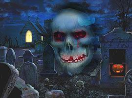 Sreenshot halloween night screensaver 1 0 screensavers - Scary halloween screensavers animated ...