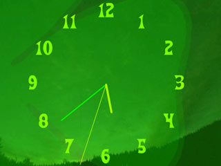 Download the free animated Lucky Clock wallpaper today wishing you ...