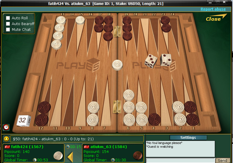 how to play backgammon game in tamil