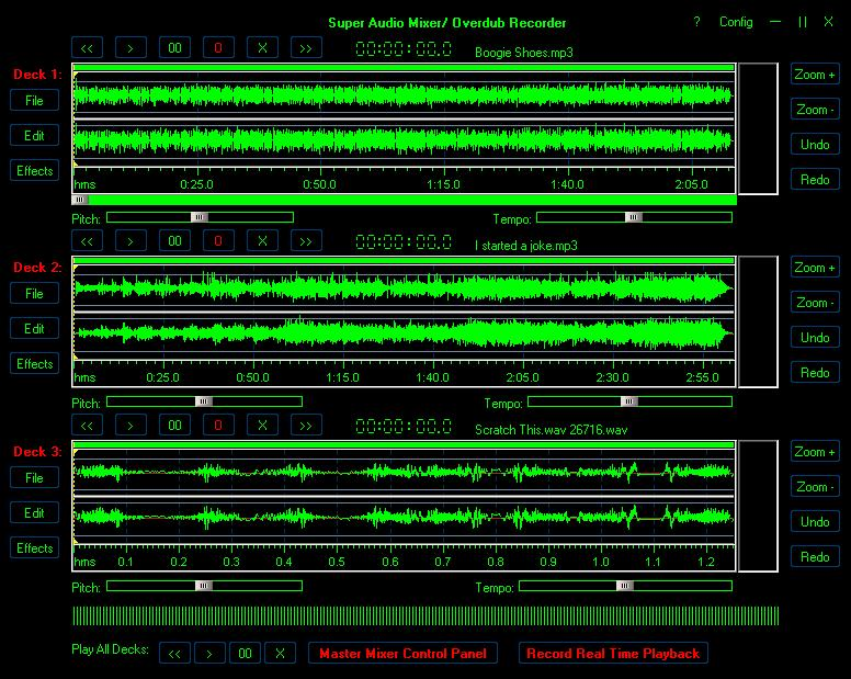 free software download  audio mixing software