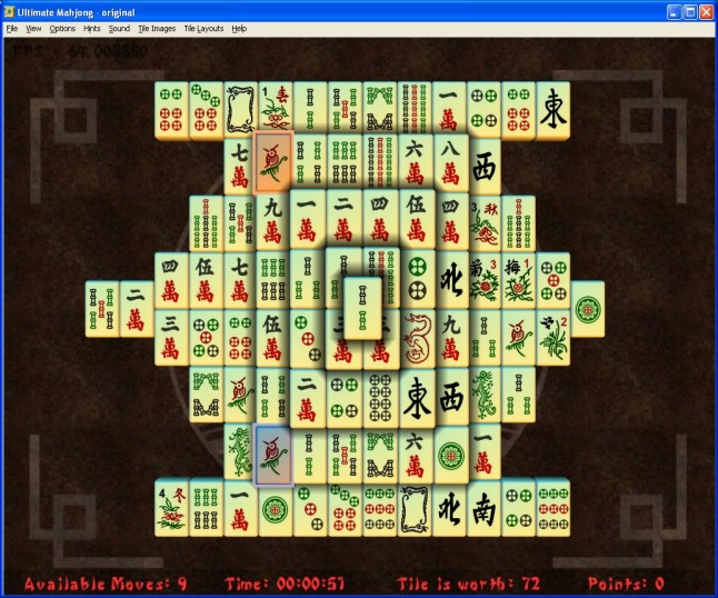 play mahjong tiles game