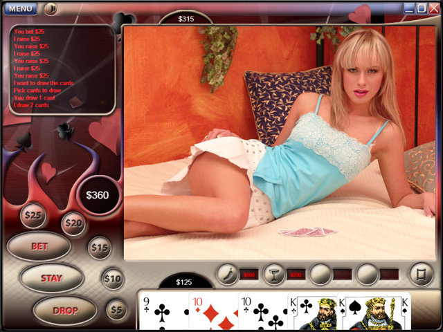 Video Strip Poker Supreme is a strip poker PC game with interactive, ...