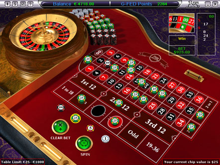 online casino roulette strategy book of rar