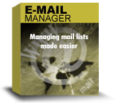 Email List Manager by Emailsmartz Icon