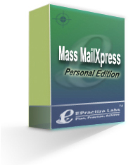 Email Marketing Software Personal Edition Icon