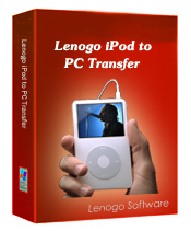 Lenogo iPod to PC Transfer Icon